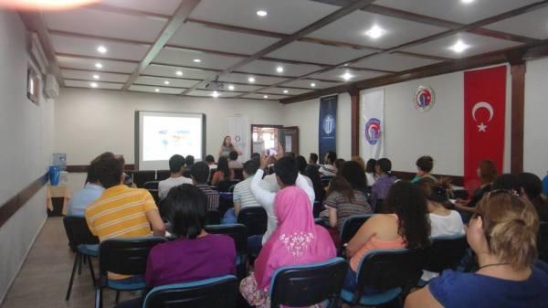 ORSAM yaz okulu seminerler